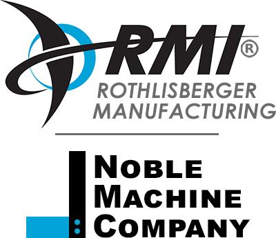 rmi and noble machine company logos